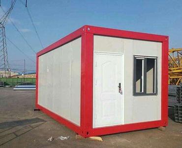 新中式箱式房
